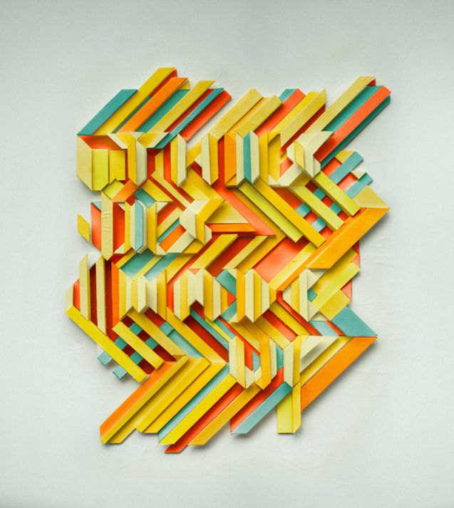 字体 设计 插画/伦敦艺术家Charles Williams的一组非常有创意的作品,作品中主要...