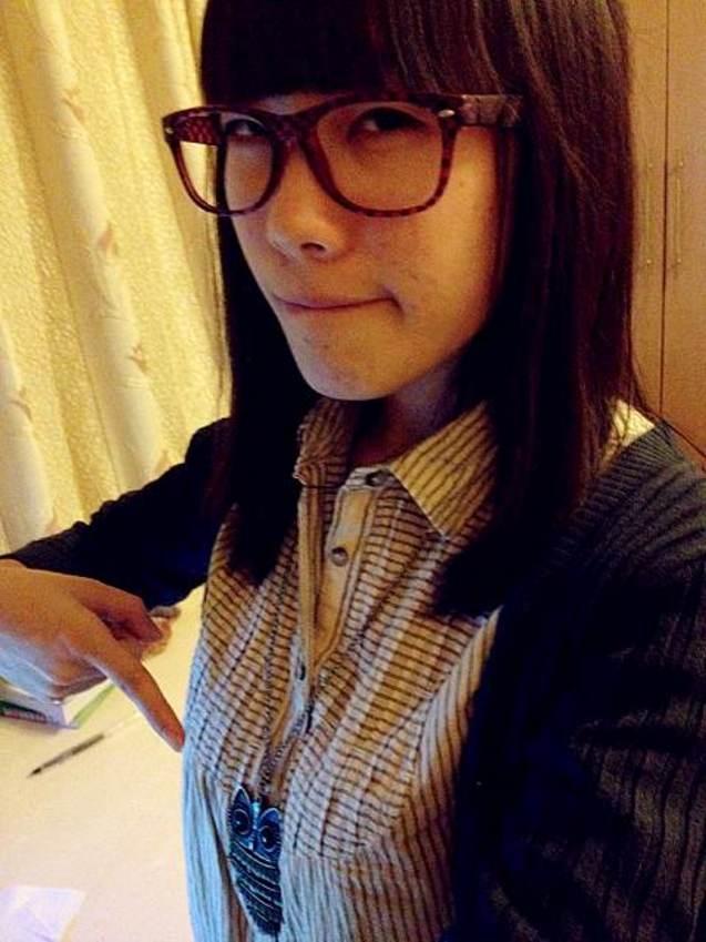 眼镜#紫色马赛克希亚_2012年6月-yoho.cn |潮流分享