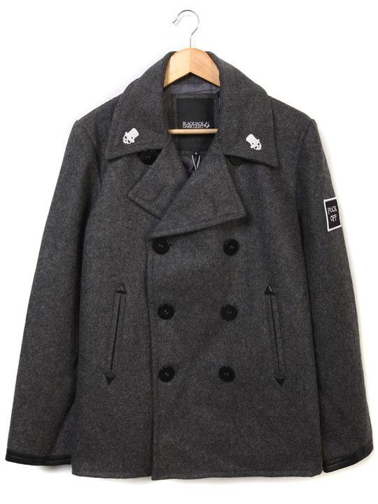 水手服设计的p-coat