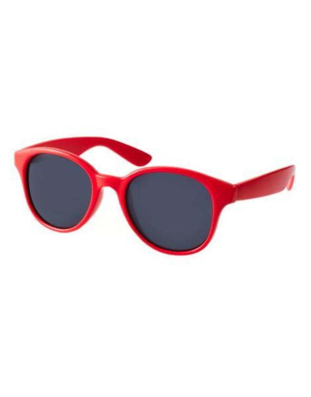 新款 英国/英国代购ASOS 新款 Vans 红框太阳镜