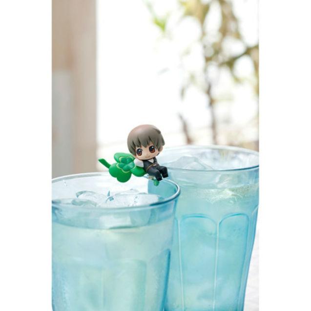 银魂/MEGAHOUSE以银魂中的主角为灵感,推出8款可爱的银魂茶杯...