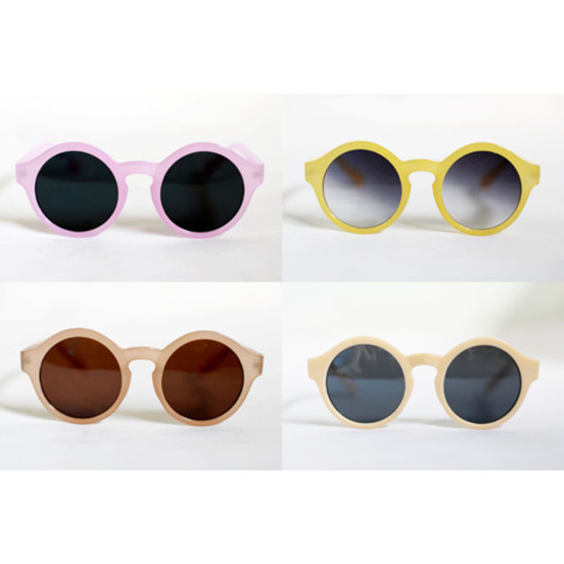 欧美 街拍/STB/2012 欧美街拍风格复古圆形水滴造型太阳眼镜墨镜糖果四色