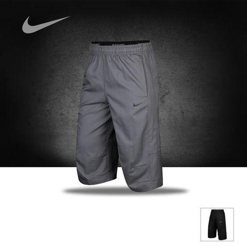 个性 街拍/Nike 耐克官方AS TEAM 3/4 男子梭织中长裤 377787