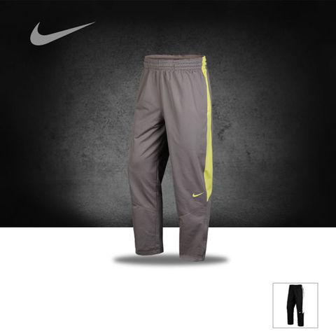 个性 街拍/Nike 耐克官方AS LEBRON CARBONADO 勒布朗男子针织长裤...