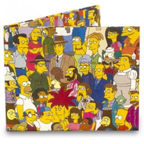 个性 男女 街拍/韩国代购正品高档进口吉普森收藏限量版男女钱包钱夹Simpson...
