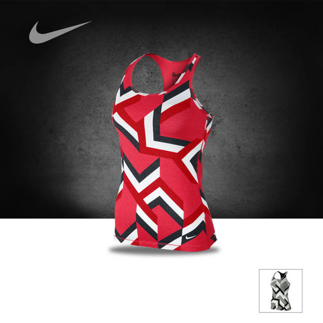 nike 个性/Nike 耐克官方AS NIKE LEAN PRT 女子紧身服548601