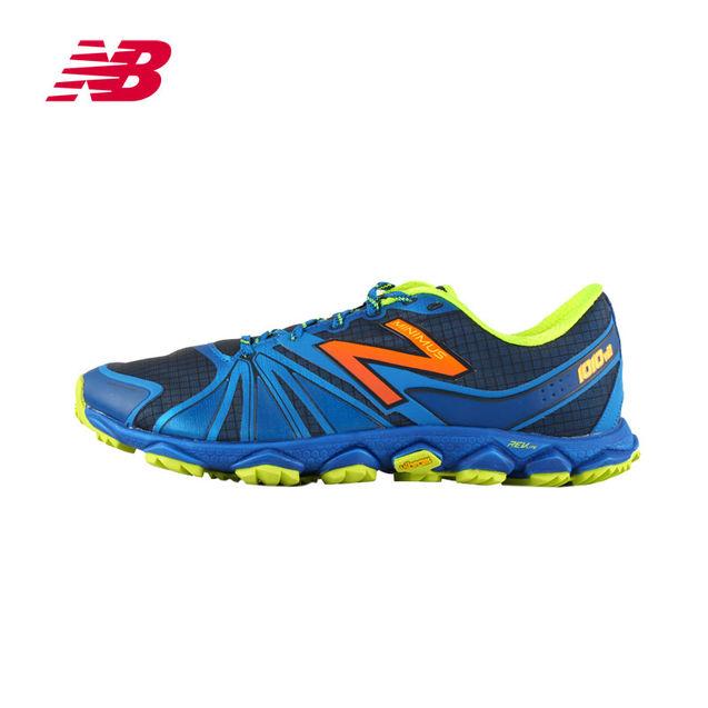 个性 new/New Balance/新百伦公司男鞋NB越野跑步鞋MT1010B2