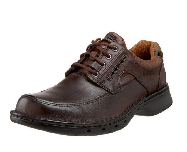 毛靴/美国代购正品clarks/其乐Un.Bend Casual新款男士低帮休闲鞋2色