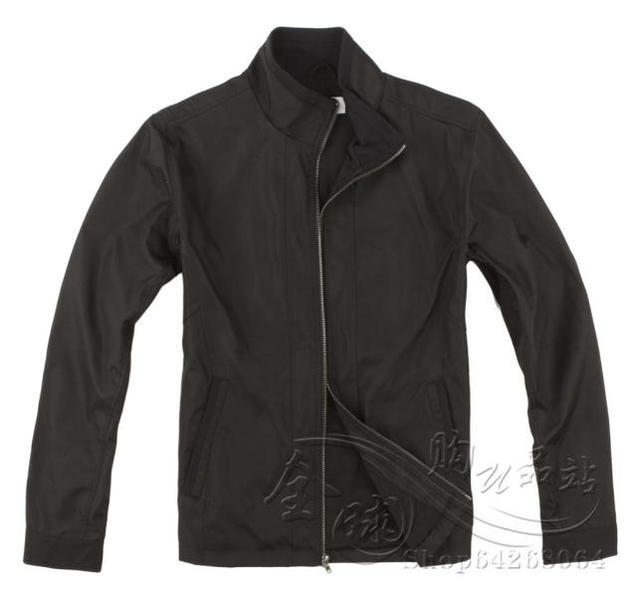 凯文 克莱/代购美国专柜正品Calvin Klein凯文克莱男士夹克薄款商务休闲外套