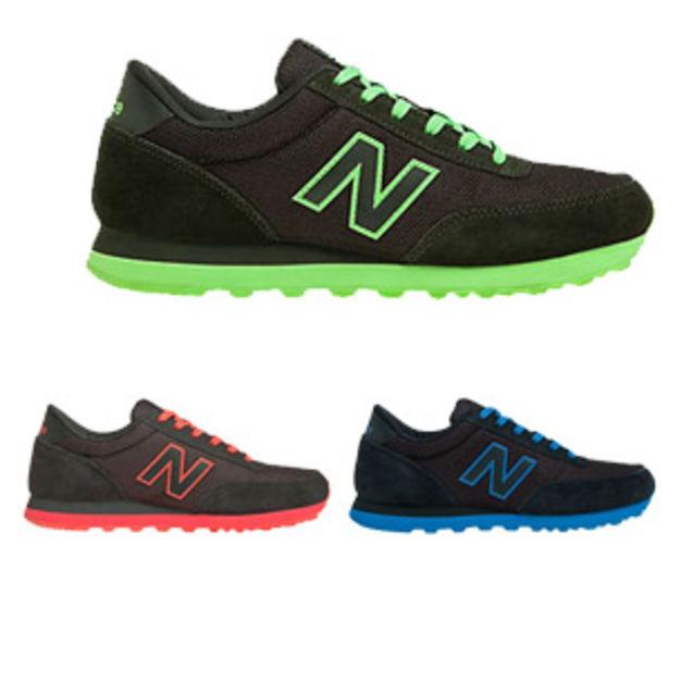 美国 个性/【美国正品代购】New Balance新百伦男鞋501休闲运动鞋13新款