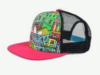 Adidas Originals 亮色平檐帽